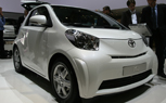 Toyota Launches More Powerful iQ with 99 Horsepower