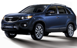 2010 Kia Sorento Officially Debuts at Seoul Auto Show