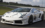 Lamborghini Super Trofeo LP560 Testing at Monza: Video