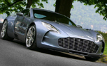 Aston Martin One-77 Wins Prestigious Concorso d'Eleganza Design Award at Villa d'Este