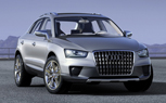 Audi Q3 Gets Green Light