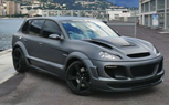 "Gemballa Brings 750hp ""Tornado GTS"" Cayenne to Top Marques Monaco"