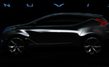Hyundai Teases Nuvis Crossover Concept Ahead of New York Auto Show