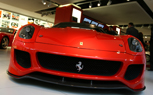 Ferrari 599XX Makes U.S.-Debut Ahead of New York Auto Show