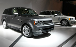 Range Rover and Range Rover Sport Get Powerful New Engines for 2010