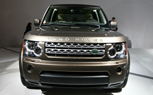 Land Rover Discovery LR4 Debuts in New York: Successor to Popular and Competent LR3