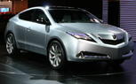 Acura ZDX Concept Officially Unveiled