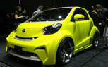 Scion iQ Concept Goes Radioactive In New York