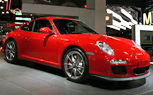 435 Horsepower Porsche GT3 Makes U.S.-Debut in New York