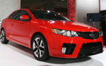 Kia Forte Koup Headed For Production