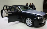 Rolls-Royce Ghost Official Name for RR4 Concept