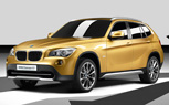 BMW X1 Caught Undisguised