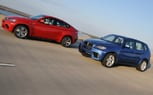 BMW X6 M and X5 M Both Set to Premiere in New York