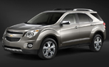 All-New 2010 Chevy Equinox To Cost $1,800 Less Than '09 Model