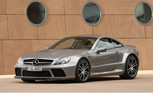 Mercedes SL65 AMG Black Series: Behind the Scenes of a Professional Photo Shoot