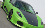 Ferrari Registers Patent for Four-Wheel Drive Hybrid