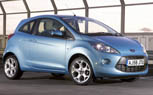"Ford May Sell ""Ka"" Microcar in U.S. to Compete With Fiat-Sourced Chryser Model"