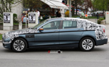 BMW 5 Series GT Spied Testing in Germany