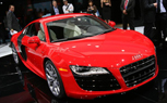 Audi Bringing R8 Roadster and Electric R8 to Frankfurt Auto Show