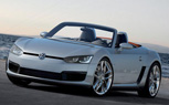 Volkswagen BlueSport Roadster On Hold