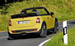 MINI Roadster Headed to Frankfurt Auto Show?