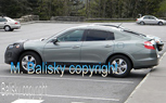 Honda CrossTour Spy Photos
