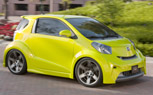 Toyota to Launch iQ Mini Car in U.S. as Scion Model