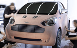 Aston Martin Introduces 'Cygnet' Commuter Car Concept Based on Toyota iQ Mini-Car