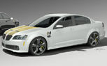 Hurst Performance Announces High Output Version of Pontiac G8