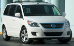 Volkswagen to Offer Routan Minivan With Wi-Fi