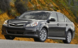 2010 Subaru Legacy Gets 31 Highway MPG
