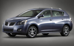 Pontiac Stops Vibe Production Early