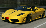 Novitec Rosso Officially Launches 696 Horsepower Upgrade for the Ferrari F430 Scuderia Spider