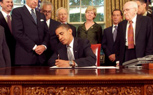 President Obama Signs Cash For Guzzlers