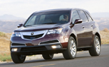 Report: Acura MDX Gets New Look, Six-Speed Transmission for 2010
