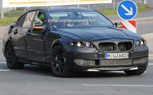 2011 BMW M5 Spied Out Testing
