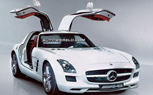 Report: Mercedes SLS AMG Photos Leaked