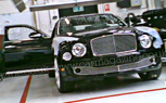 Bentley Arnage Successor Revealed in Spy Photos