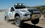 Lexus Wins Its First Pro Off-Road Race at Baja 500