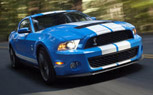 Ford Limits 2010 Shelby GT500 Production to 2,000 Cars