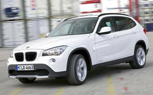 Official BMW X1 Photos Leaked