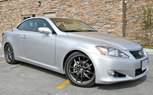 Lexus to Build High Performance IS-F Convertible