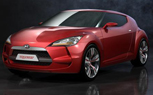 Report: Hyundai Tiburon Successor to Look Significantly Like Veloster Concept