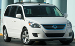 Report: Volkswagen Hoping Routan Give Away on Oprah Will Boost Sales for Slumping Minivan