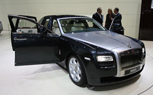Rolls-Royce Ghost Performance Numbers Released