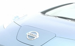 Sneak Peek: Nissan Gives a Glimpse of its New Electric Car