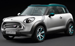 Report: MINI Crossover to Get Countryman Badge