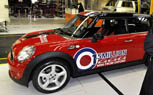 New MINI Celebrates 1.5 Millionth Vehicle