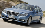 Leaked: Official 2010 E-Class Estate/Wagon Images