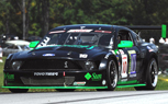 Report: Brandon Davis Tops SPEED World Challenge GT Podium in Ford Mustang Cobra
